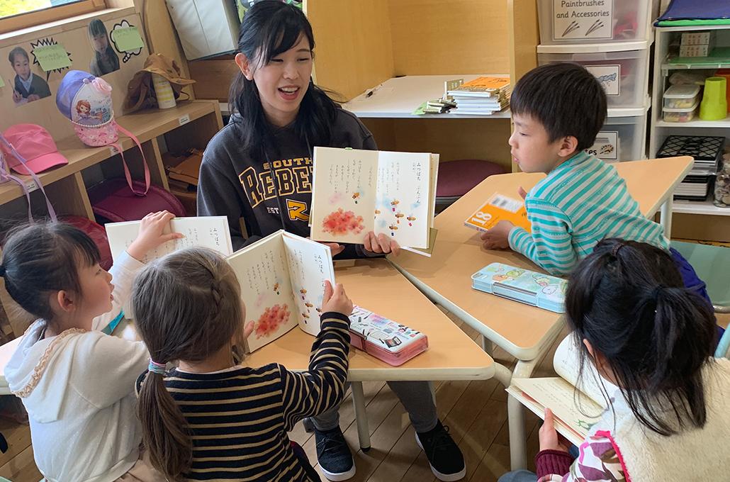 サニーサイドインターナショナルスクールにおける言語教育について